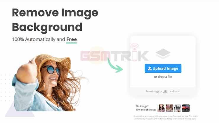 Cara Ganti Background Foto di HP Tanpa Aplikasi