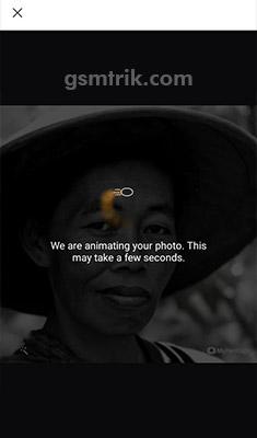 Cara Membuat Foto Bergerak