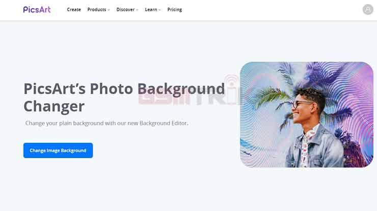Cara Mengganti Background Foto Dengan PicsArt Online