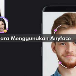 Cara Menggunakan Anyface