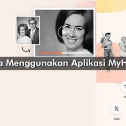 Cara Menggunakan Aplikasi MyHeritage