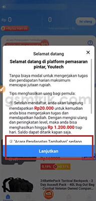 Cara Menggunakan Aplikasi Youtech APK