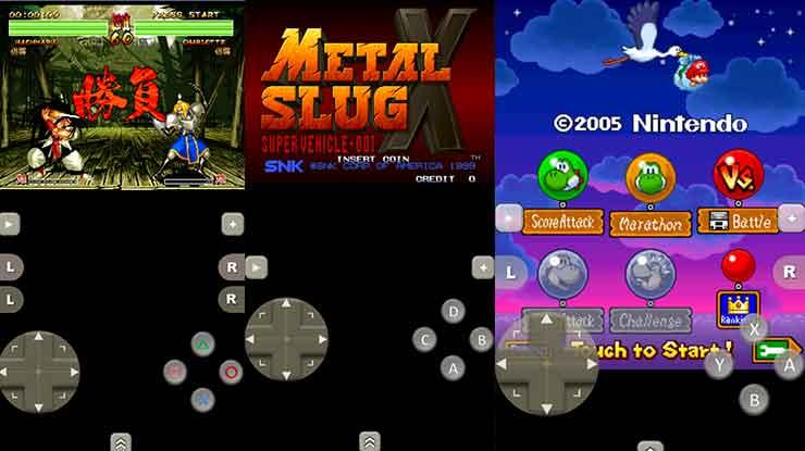 Emulator Game ClassicBoy Gold 64 bit 1