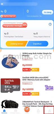 Menggunakan Aplikasi Youtech APK