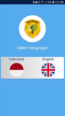 Pengaturan Awal Aplikasi eHAC Indonesia