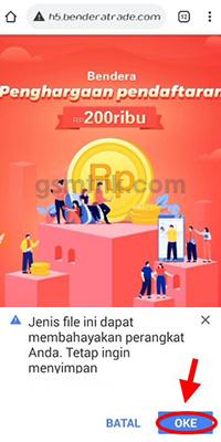 download Aplikasi Bendera