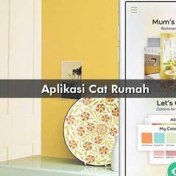 Aplikasi Cat Rumah