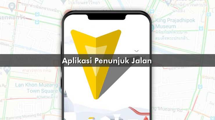 Aplikasi Penunjuk Jalan