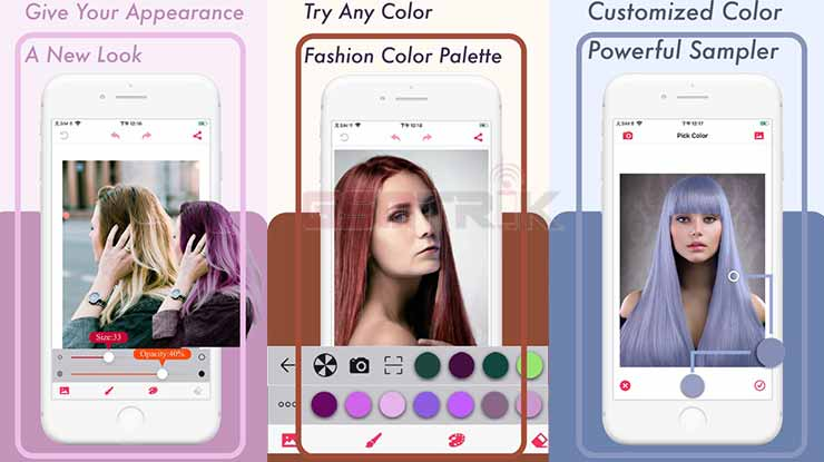 Hair Color Changer Dye