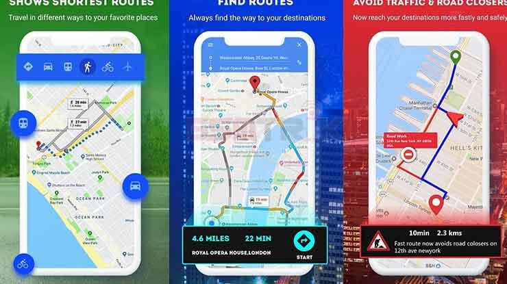 Navigasi GPS Indonesia