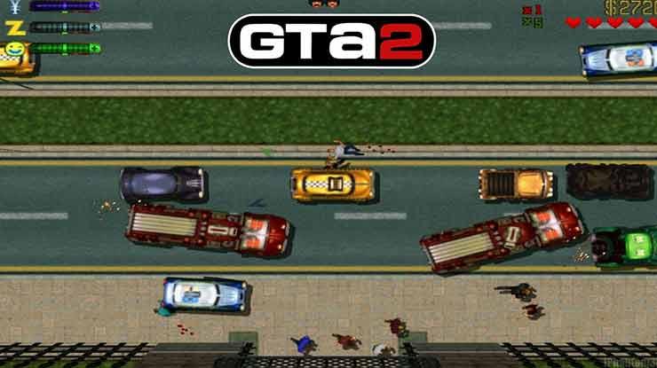 Cheat GTA 2 Indonesia
