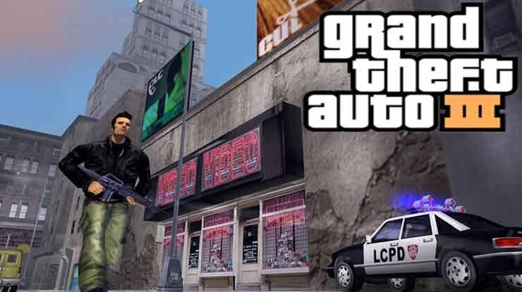 Cheat GTA III