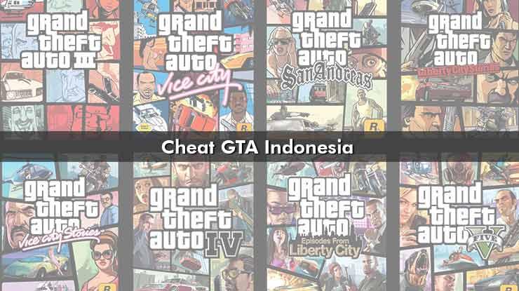 Cheat GTA Indonesia