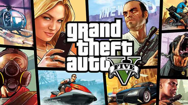 Cheat GTA V