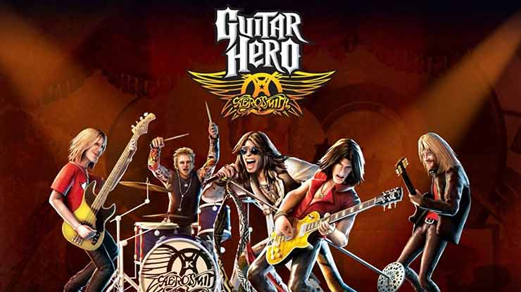 Cheat Guitar Hero Aerosmith