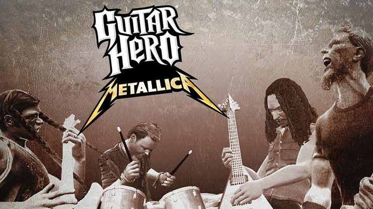Cheat Guitar Hero Metallica
