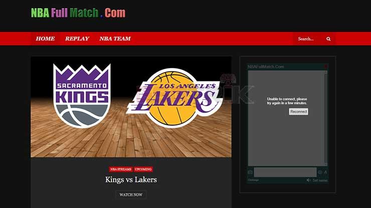 NBA Full Match