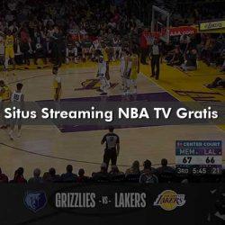 Situs Streaming NBA TV Gratis