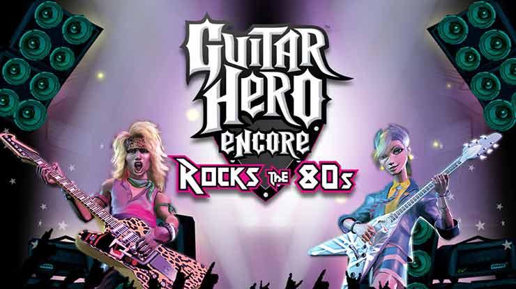 Rocks the 80s