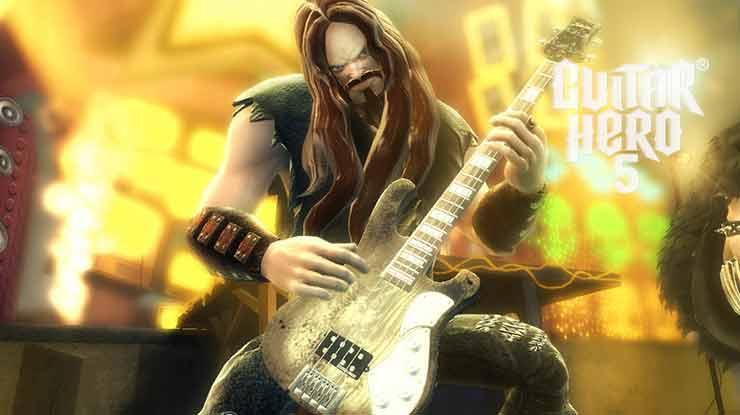 cheat guitar hero ps2 membuka semua lagu