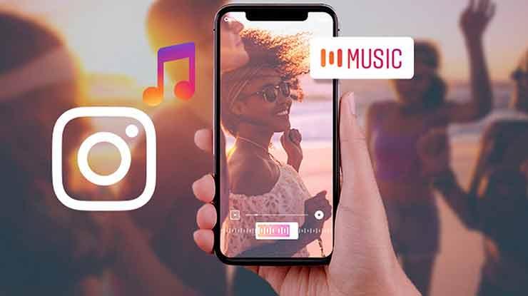 Fitur Musik Instagram Tidak Muncul
