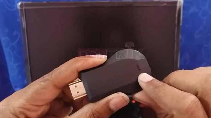 Kelemahan HDMI Dongle