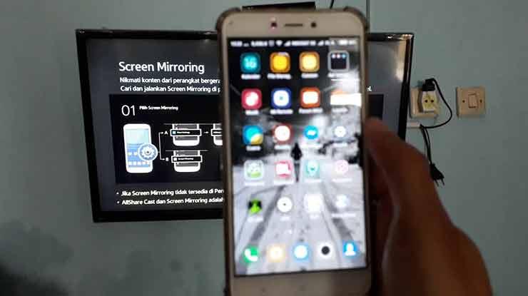 Cara Menyambungkan HP Xiaomi ke TV Dengan AnyCast
