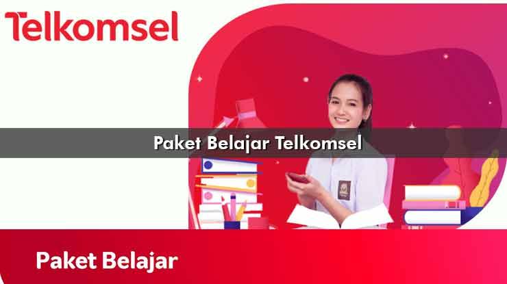 Paket Belajar Telkomsel