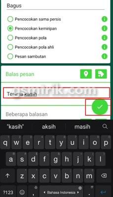 auto reply di whatsapp